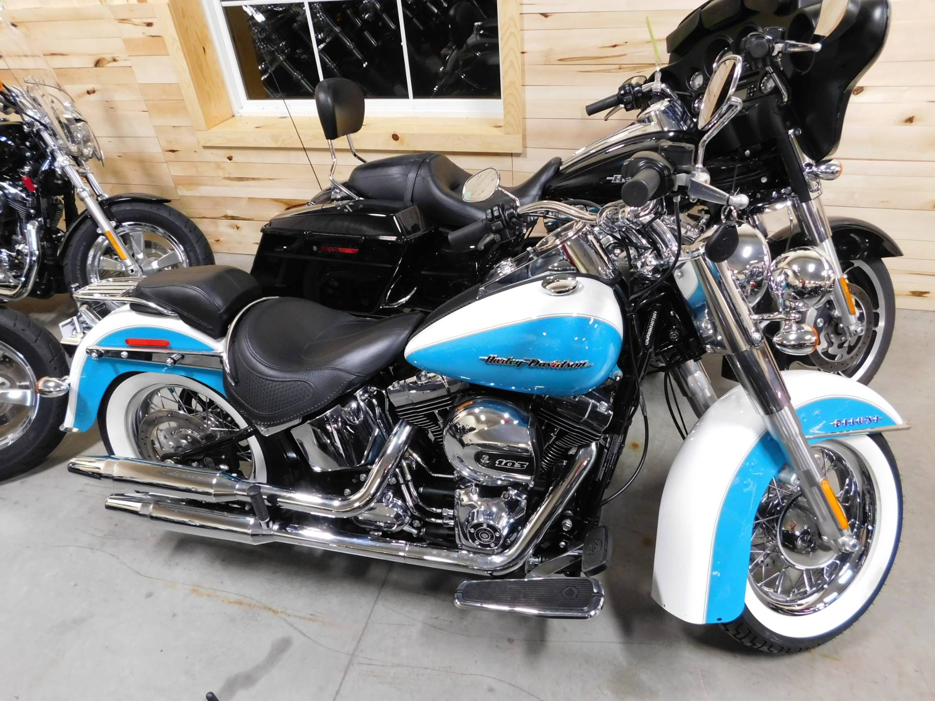 used 2016 harley davidson softail deluxe motorcycles in sauk rapids mn stock number n a. Black Bedroom Furniture Sets. Home Design Ideas