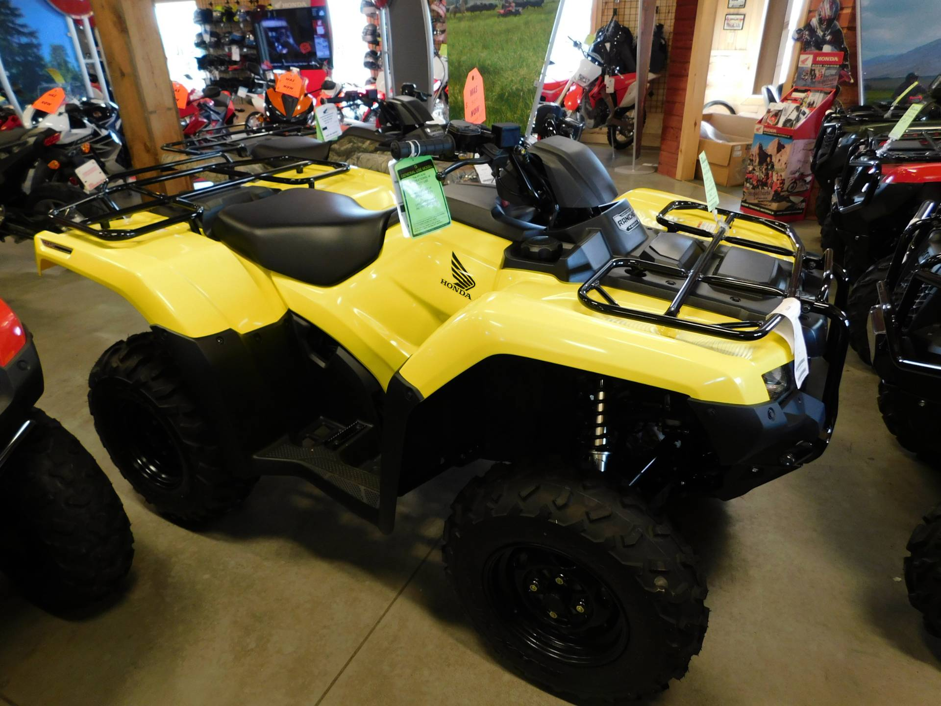 2018 Honda FourTrax Rancher 4x4 DCT IRS EPS in Sauk Rapids, Minnesota - Photo 1
