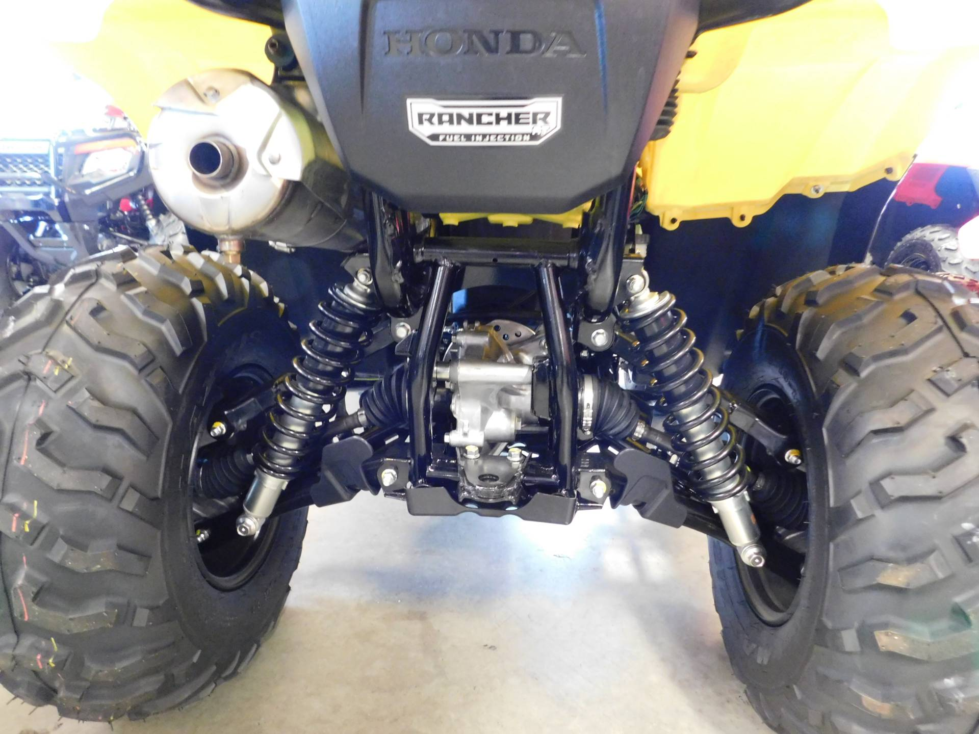 2018 Honda FourTrax Rancher 4x4 DCT IRS EPS in Sauk Rapids, Minnesota