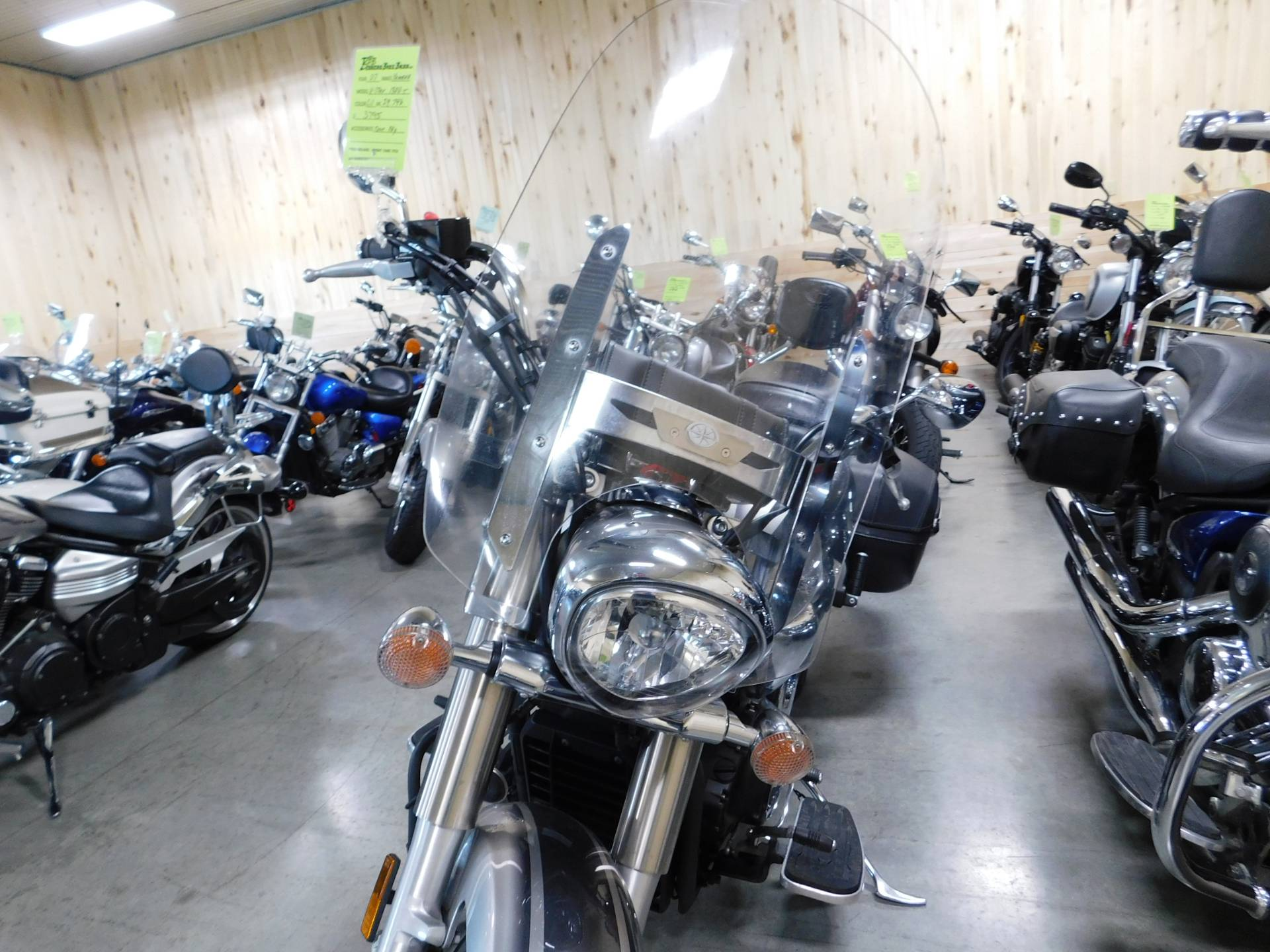 2007 Yamaha V Star® 1300 Tourer in Sauk Rapids, Minnesota