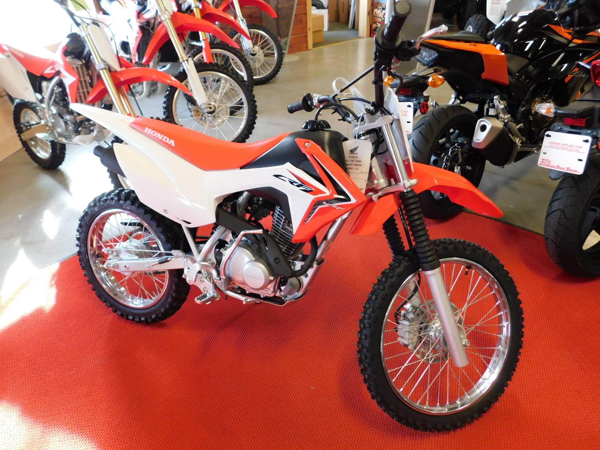 2018 Honda CRF125F (Big Wheel) in Sauk Rapids, Minnesota
