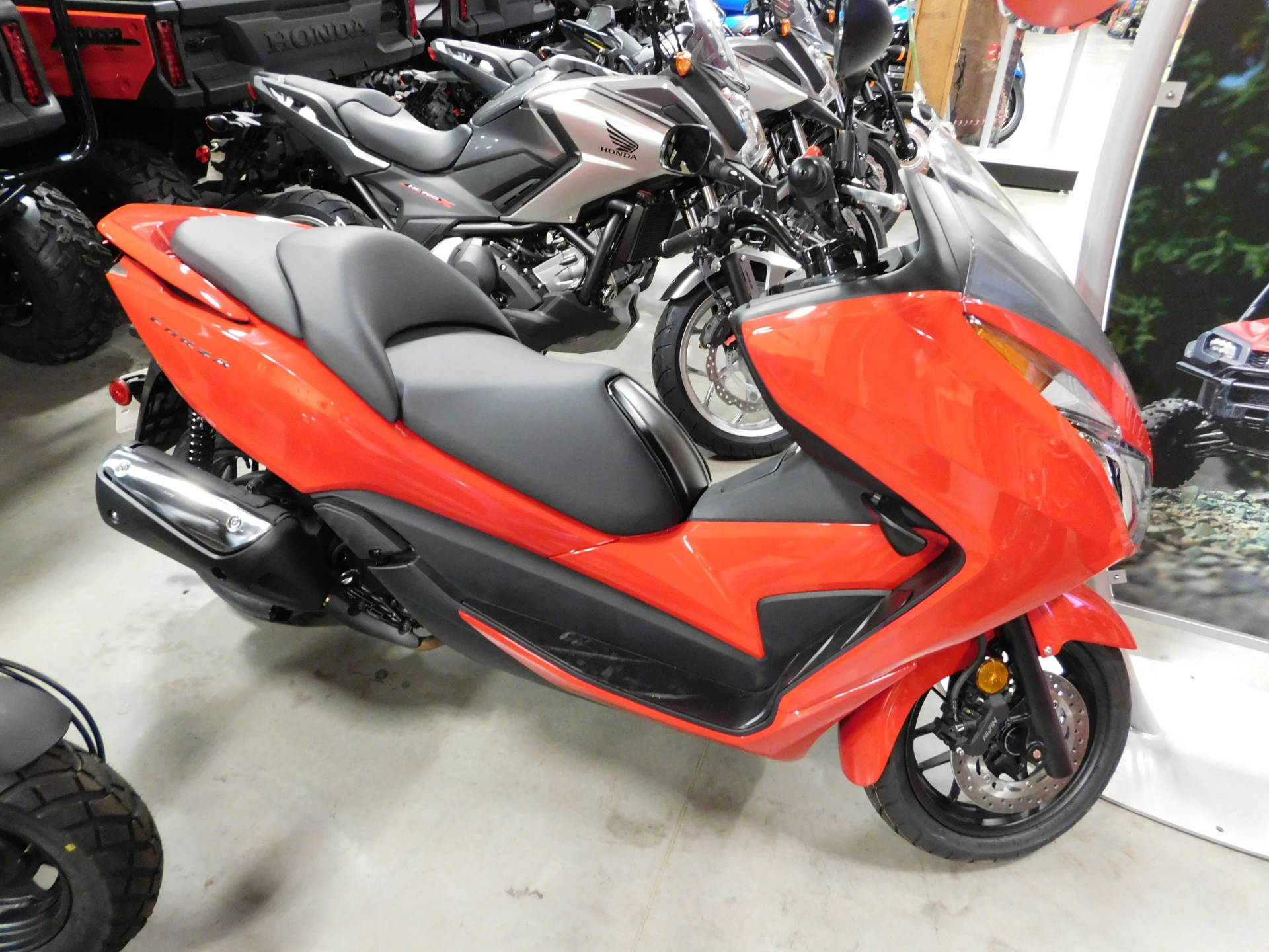 New 2015 Honda Forza™ Scooters in Sauk Rapids, MN | Stock Number: N/A