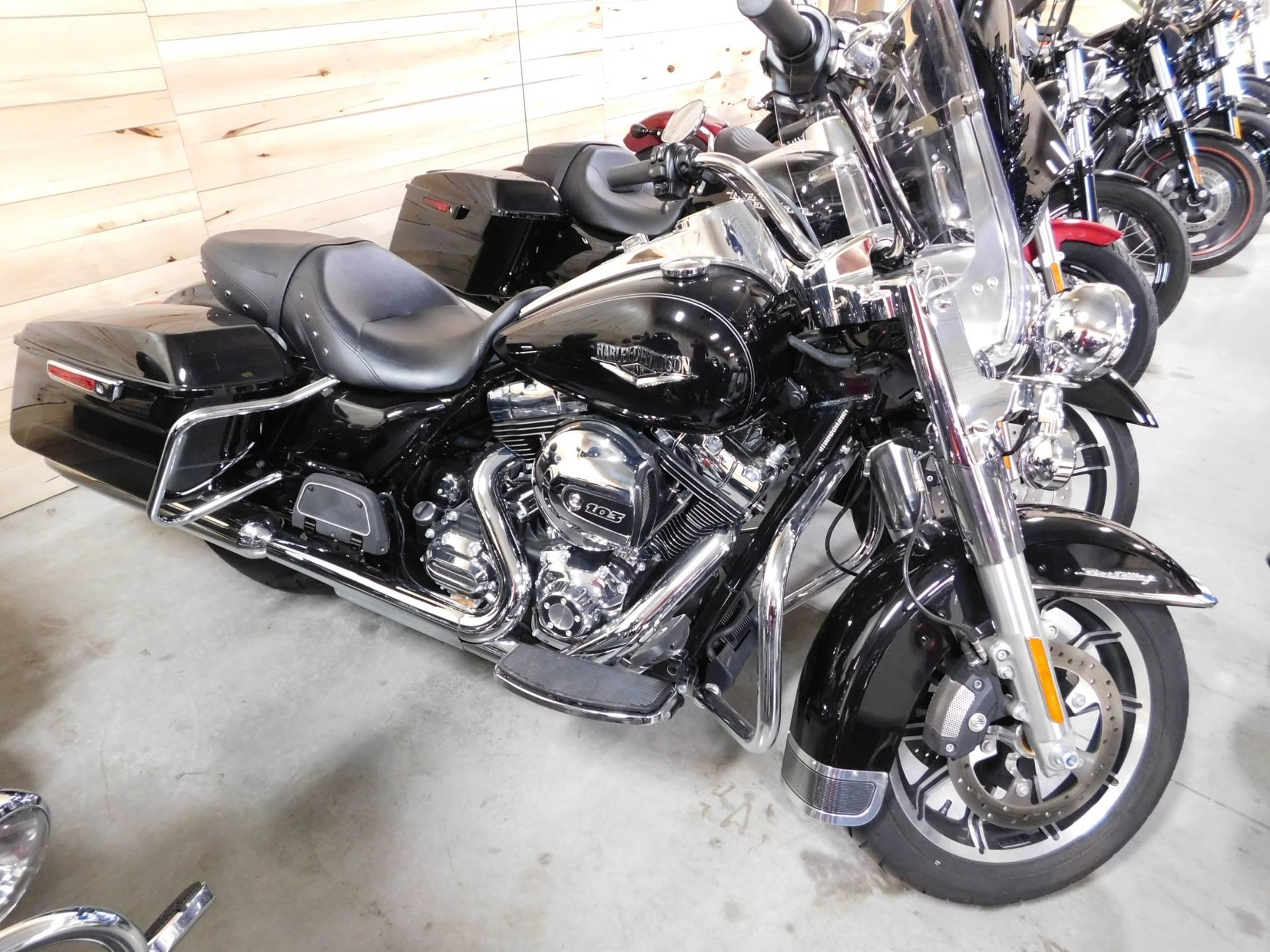 2016 Harley Davidson Road King In Sauk Rapids Minnesota