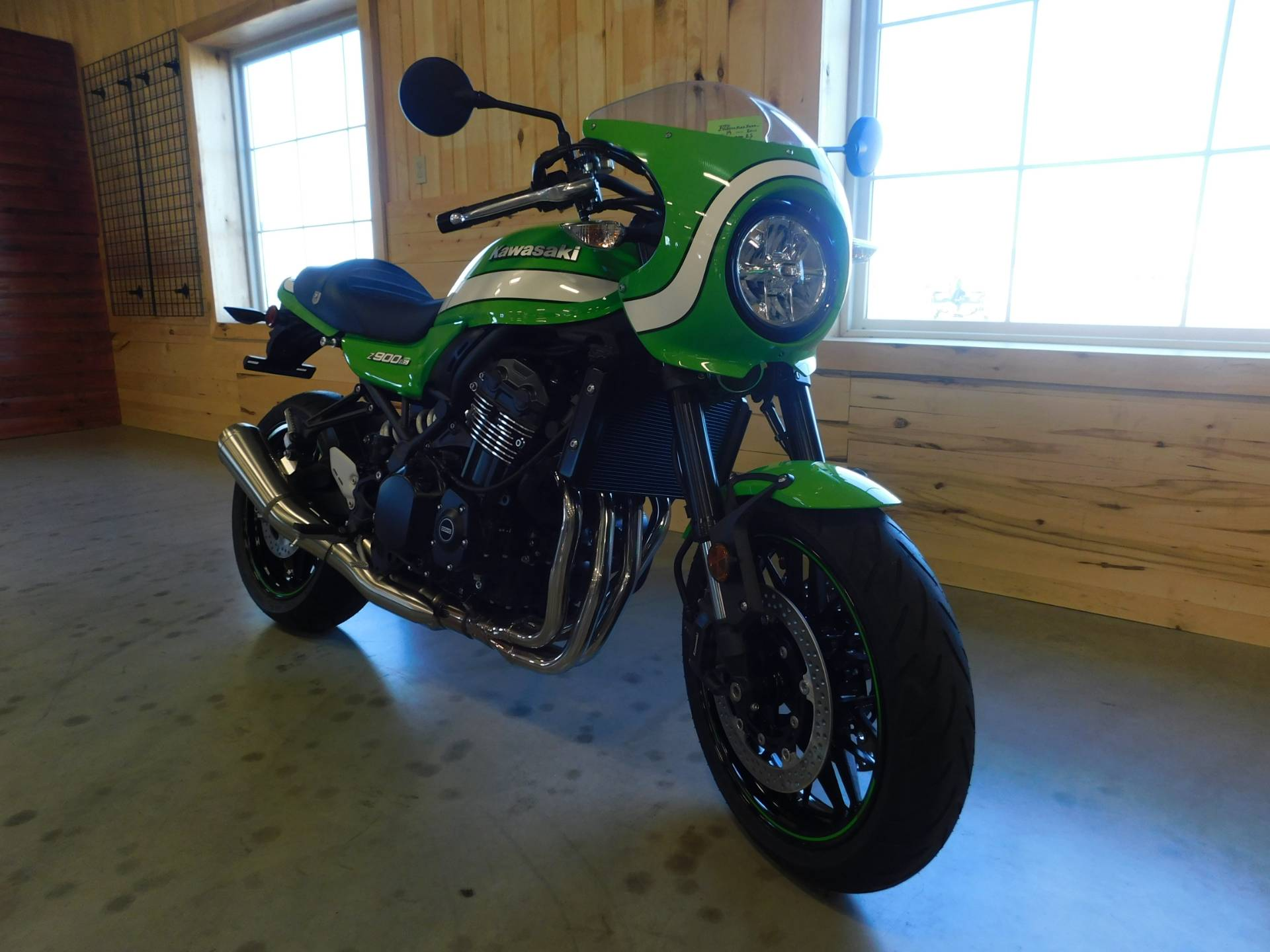 2019 Kawasaki Z900RS Cafe in Sauk Rapids, Minnesota - Photo 1