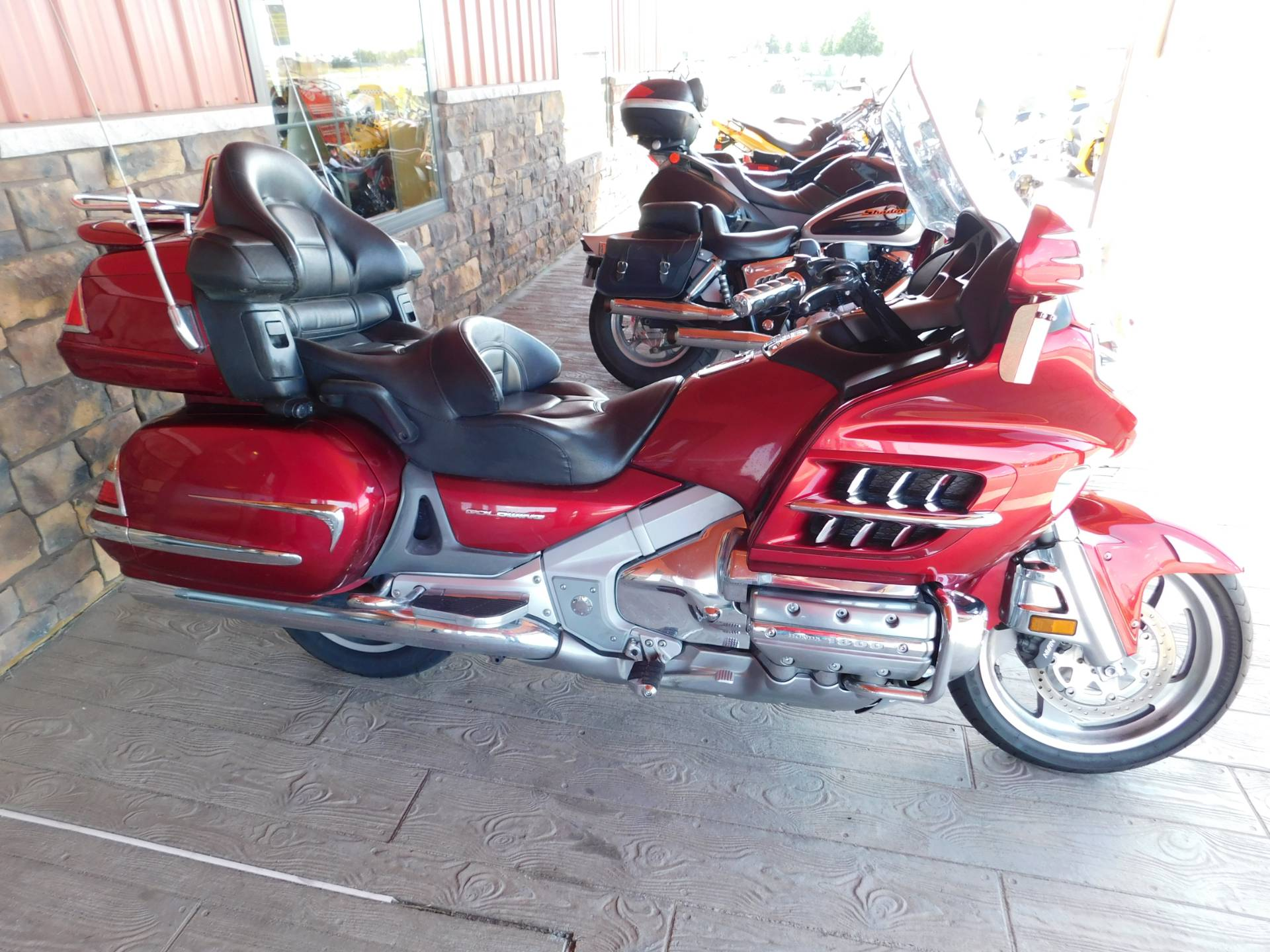 2003 Honda Gold Wing in Sauk Rapids, Minnesota