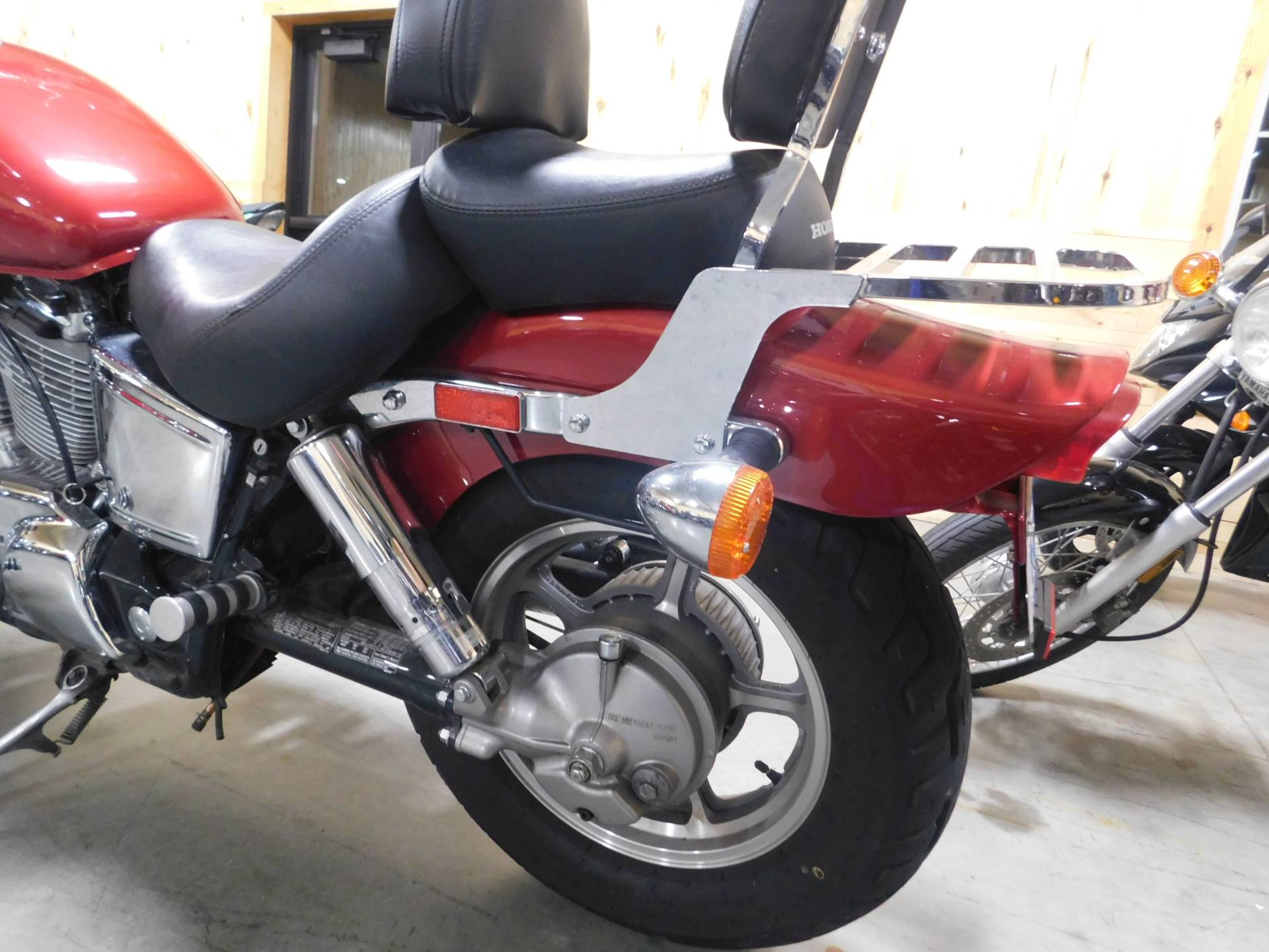 2002 Honda Shadow Spirit in Sauk Rapids, Minnesota - Photo 5