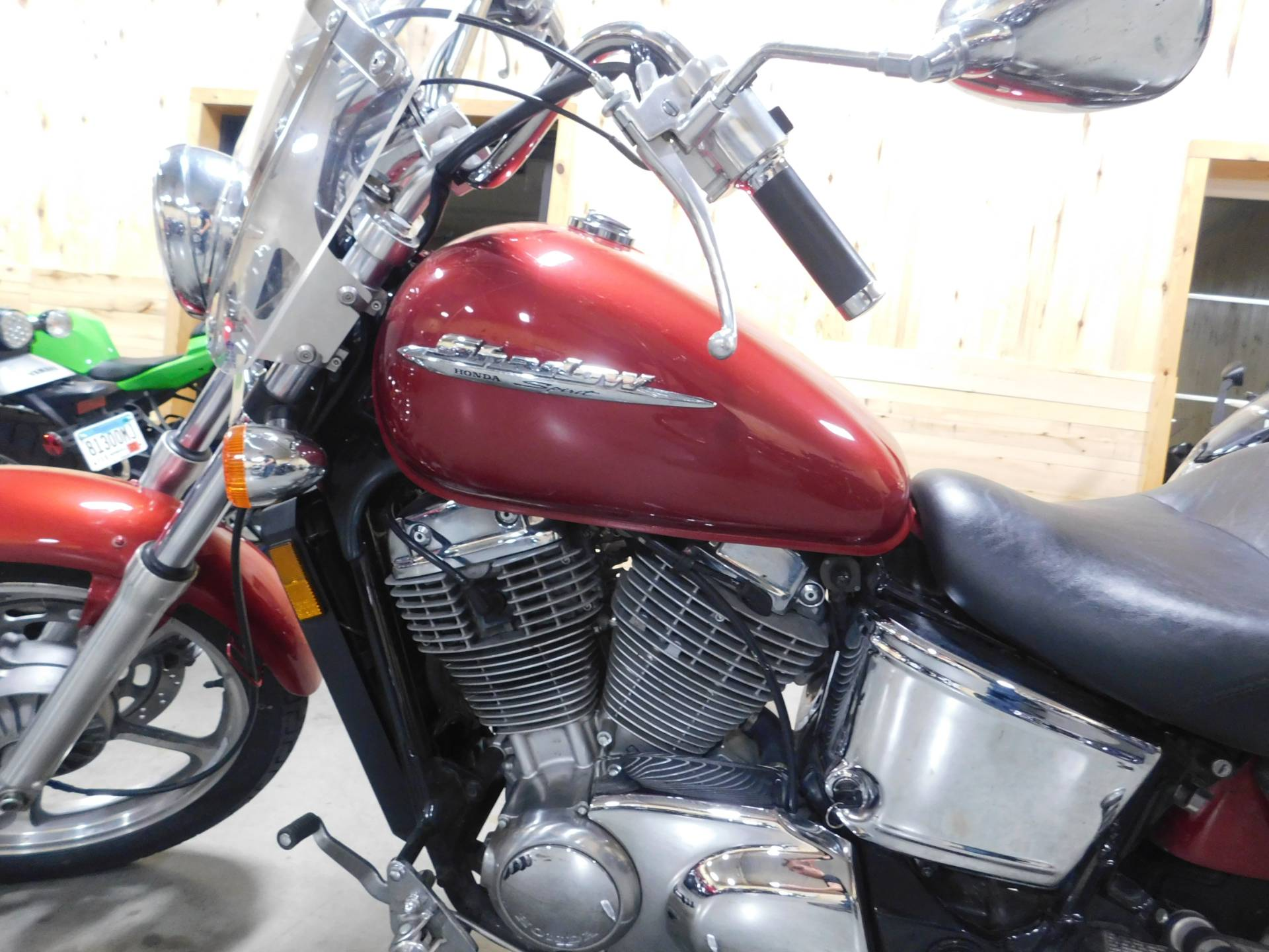 2002 Honda Shadow Spirit in Sauk Rapids, Minnesota - Photo 6