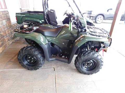 2017 Honda FourTrax Foreman Rubicon 4x4 DCT EPS in Sauk Rapids, Minnesota
