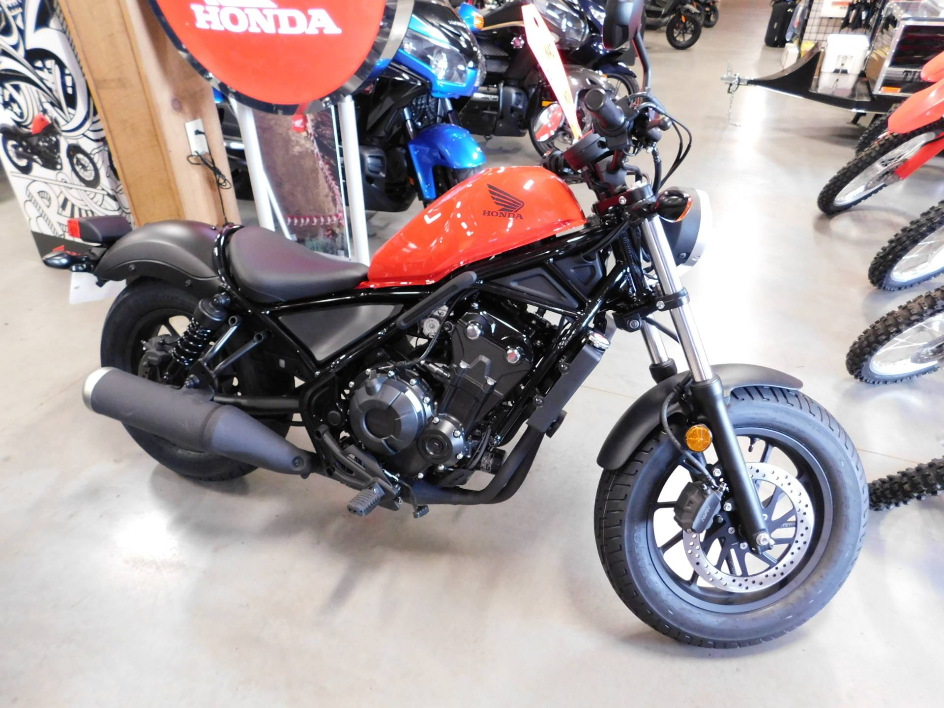 2017 Honda Rebel 500 in Sauk Rapids, Minnesota