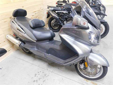 2008 Suzuki Burgman™ 650 Exec in Sauk Rapids, Minnesota - Photo 1