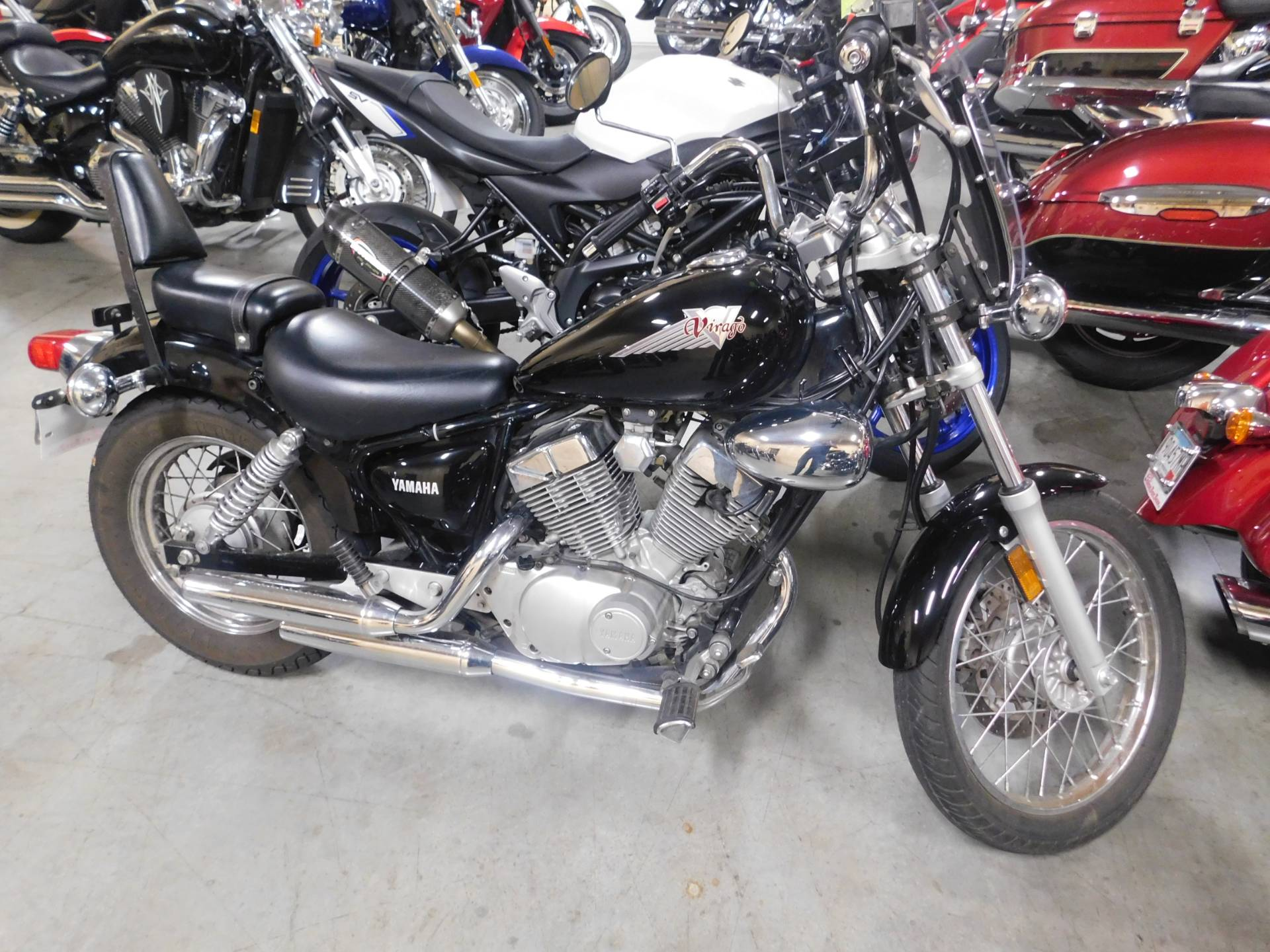 2005 Yamaha Virago 250 in Sauk Rapids, Minnesota - Photo 1
