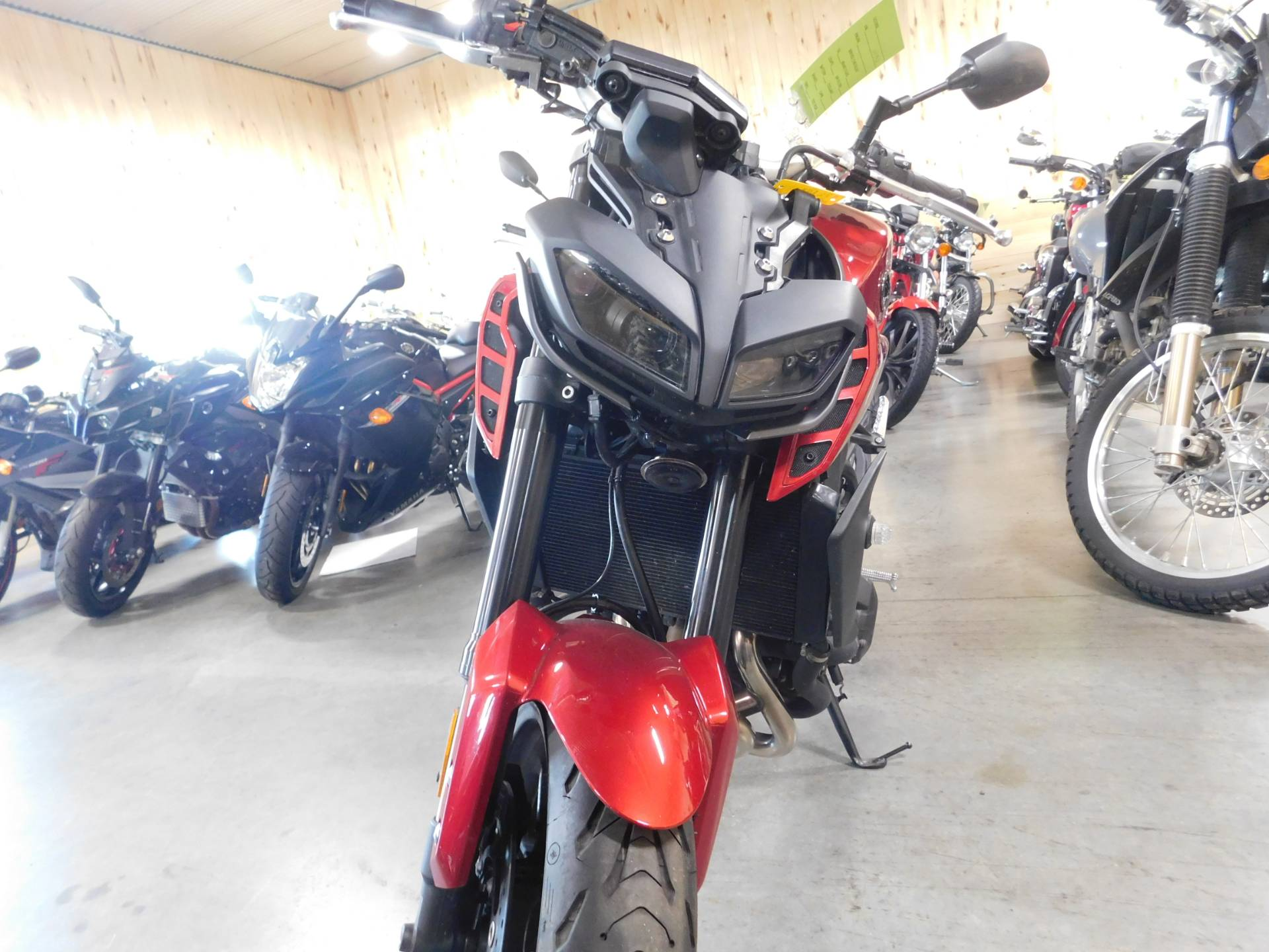 2017 Yamaha FZ-09 in Sauk Rapids, Minnesota - Photo 5