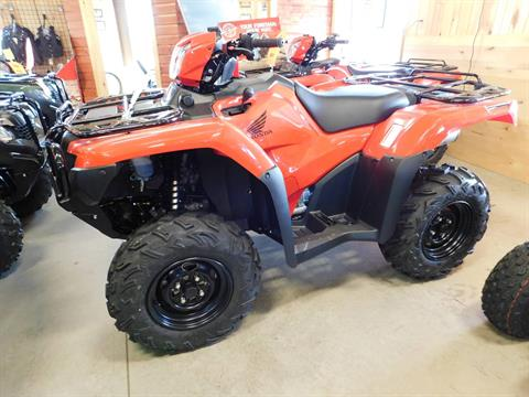 2018 Honda FourTrax Foreman Rubicon 4x4 Automatic DCT EPS in Sauk Rapids, Minnesota