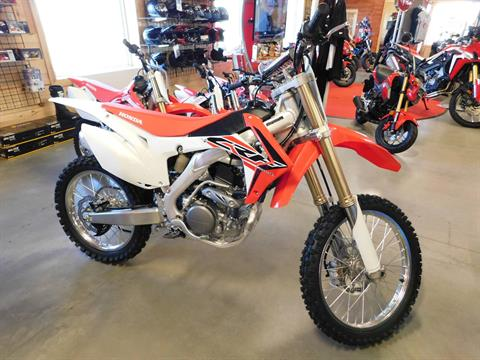 2017 Honda CRF250R in Sauk Rapids, Minnesota
