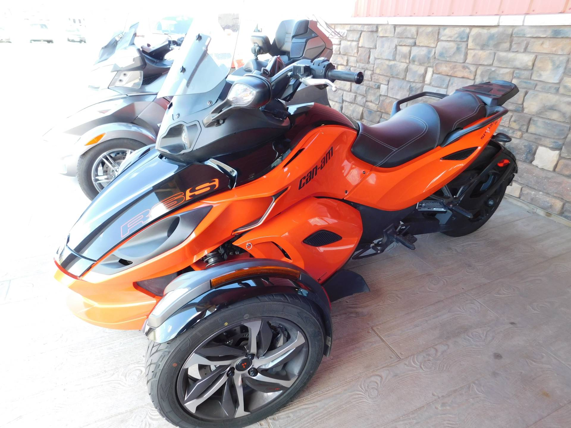 2014 Can-Am Spyder® RS-S SM5 Motorcycles Sauk Rapids Minnesota