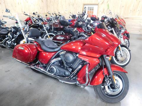 2011 Kawasaki Vulcan® 1700 Vaquero™ in Sauk Rapids, Minnesota - Photo 1