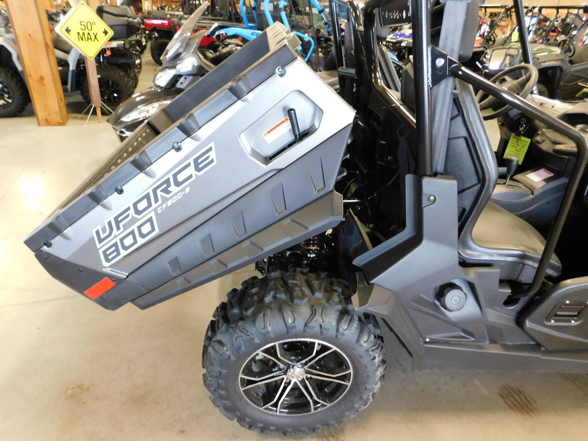 2017 CFMOTO UForce 800 EPS in Sauk Rapids, Minnesota