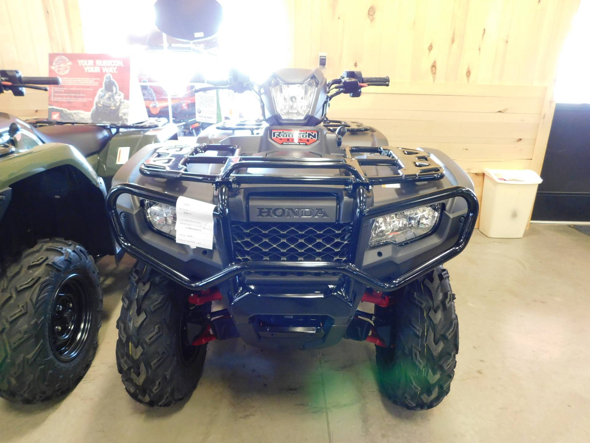 2018 Honda FourTrax Foreman Rubicon 4x4 Automatic DCT EPS Deluxe in Sauk Rapids, Minnesota