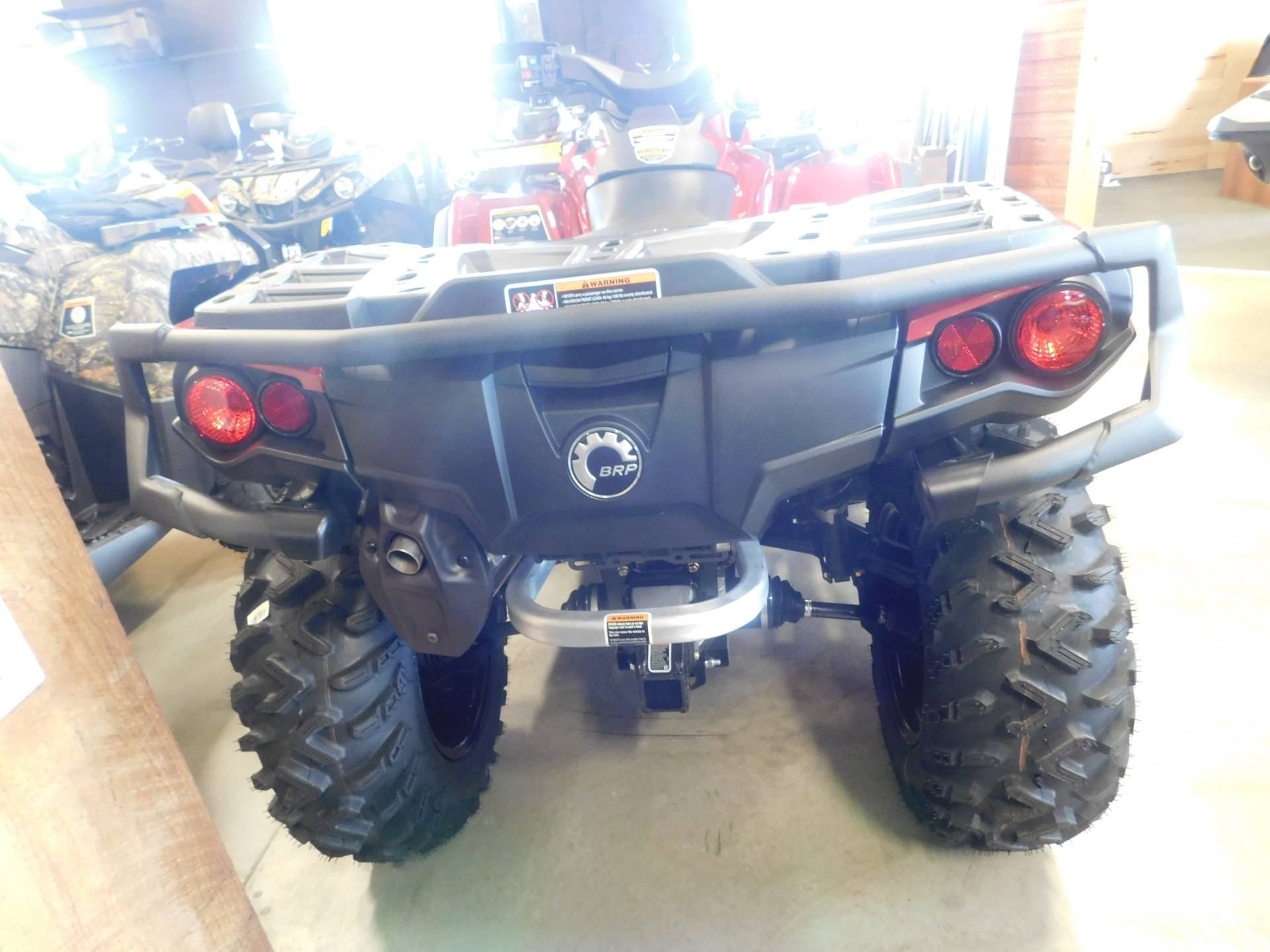 2019 Can-Am Outlander XT 850 in Sauk Rapids, Minnesota - Photo 4