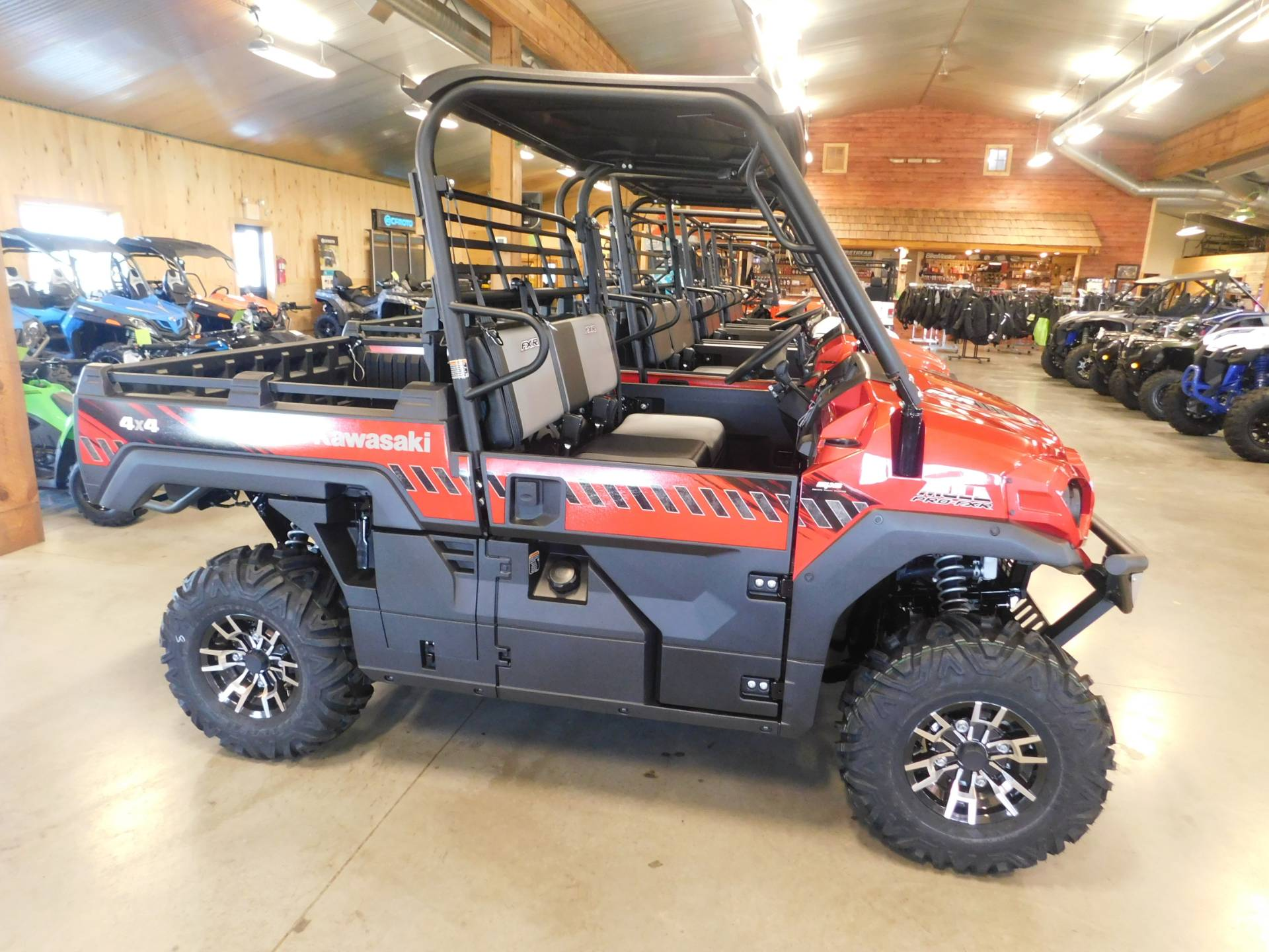 2020 Kawasaki Mule PRO-FXR in Sauk Rapids, Minnesota - Photo 1