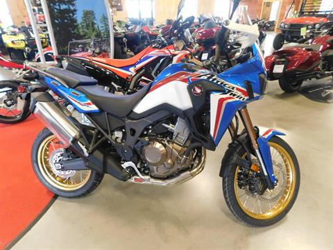 2019 Honda Africa Twin in Sauk Rapids, Minnesota - Photo 1