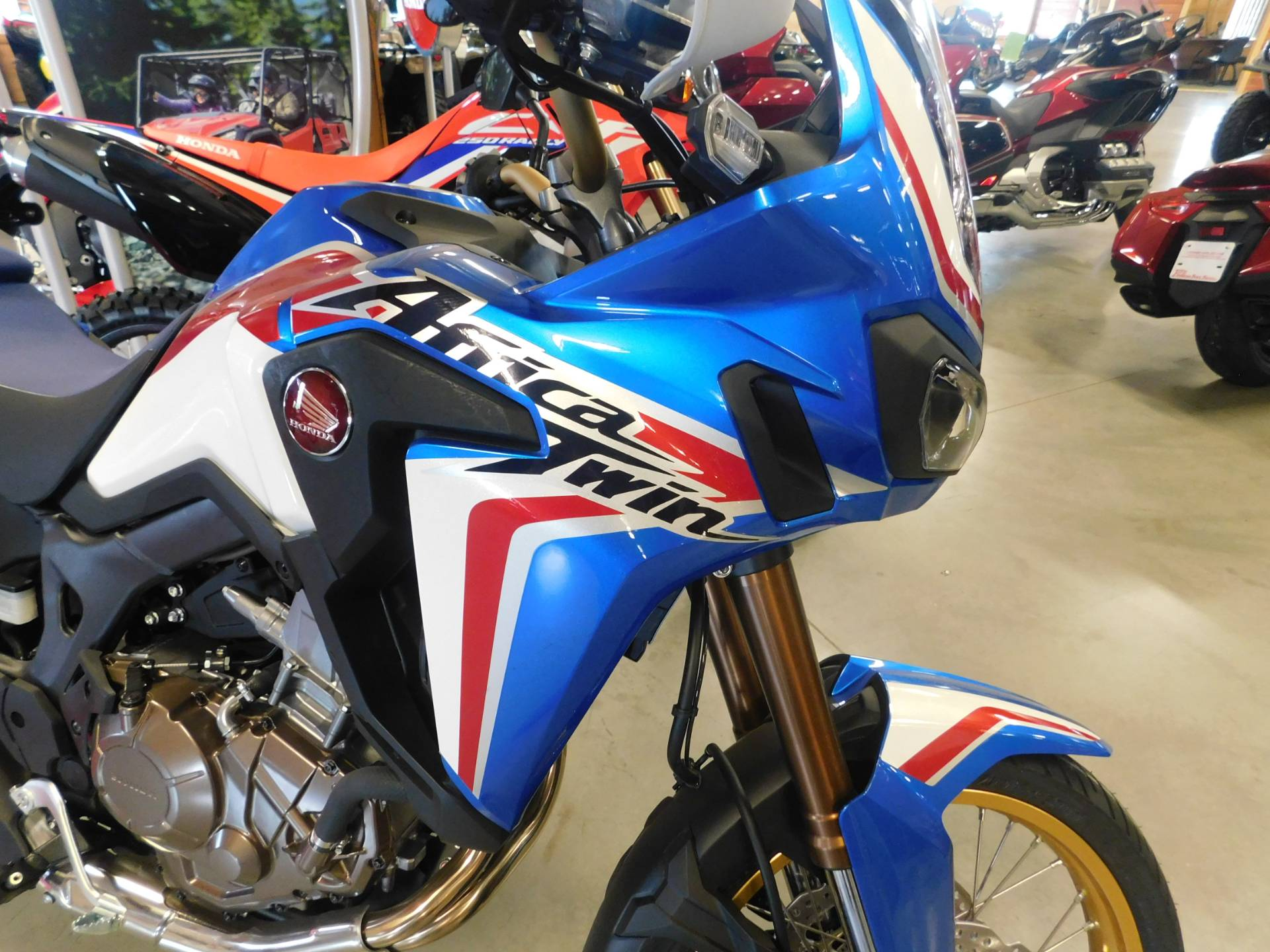 2019 Honda Africa Twin in Sauk Rapids, Minnesota - Photo 3