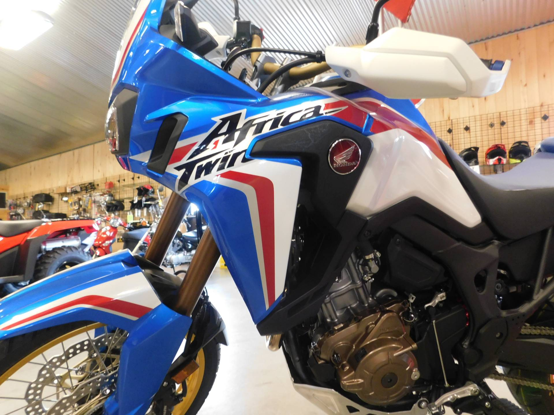 2019 Honda Africa Twin in Sauk Rapids, Minnesota - Photo 7