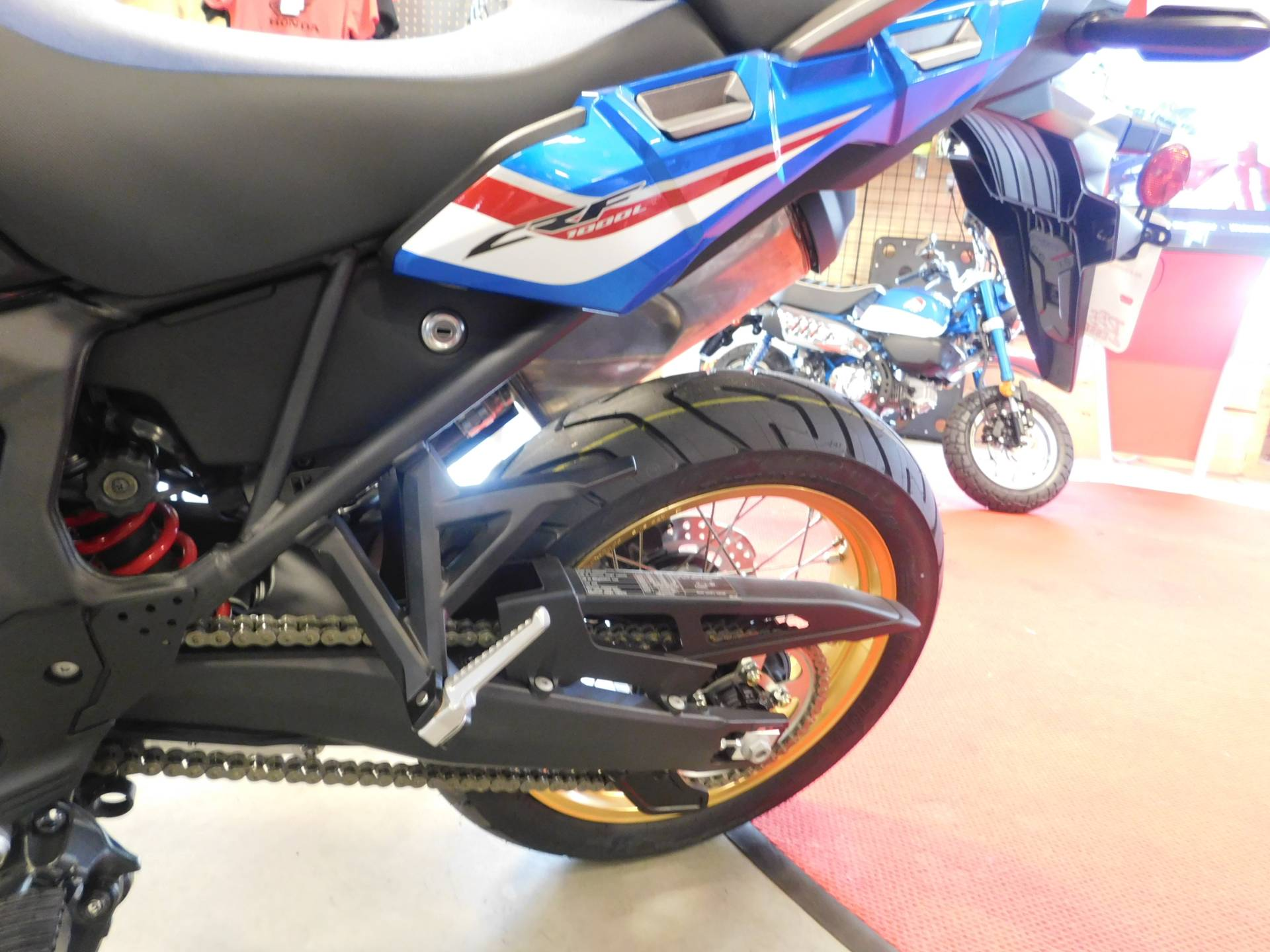2019 Honda Africa Twin in Sauk Rapids, Minnesota - Photo 8