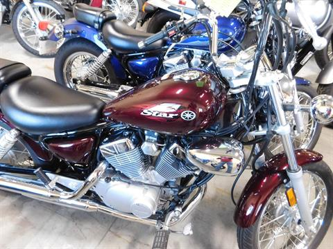 2009 Yamaha V Star 250 in Sauk Rapids, Minnesota
