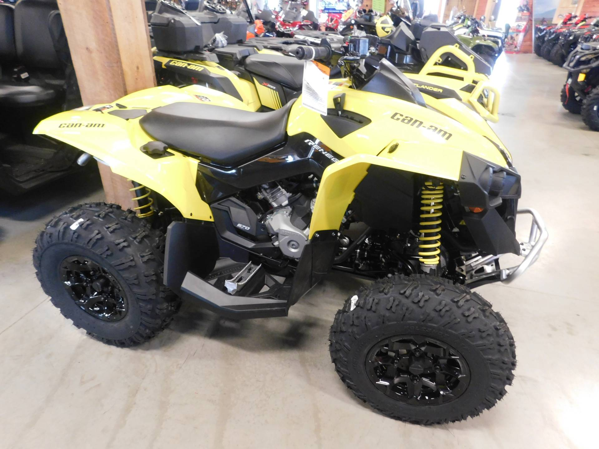 2019 Can-Am Renegade 570 in Sauk Rapids, Minnesota - Photo 1