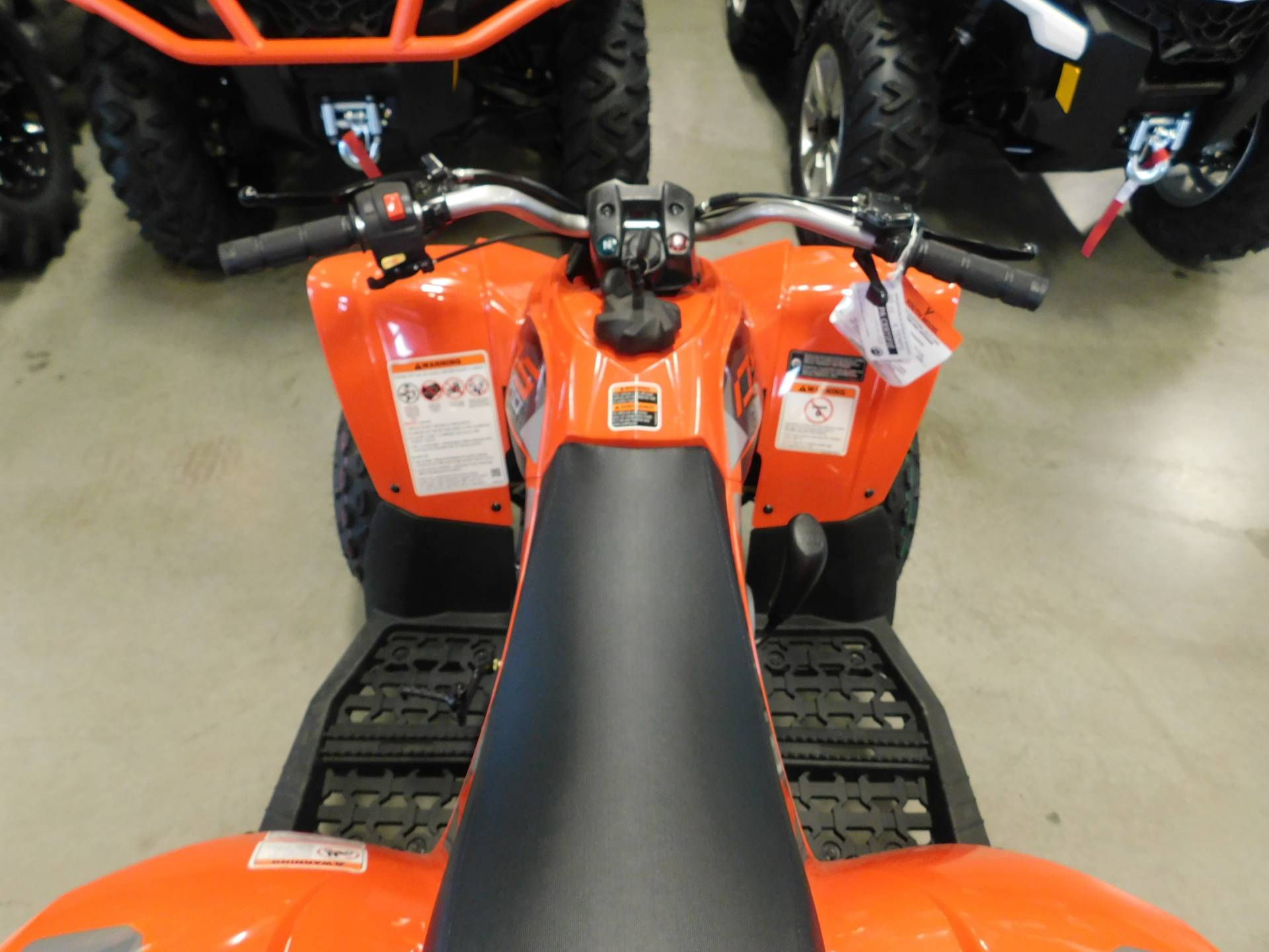 2019 Can-Am DS 70 in Sauk Rapids, Minnesota - Photo 3
