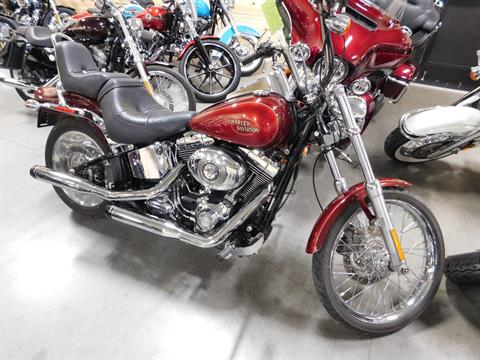 2008 Harley-Davidson Softail® Custom in Sauk Rapids, Minnesota