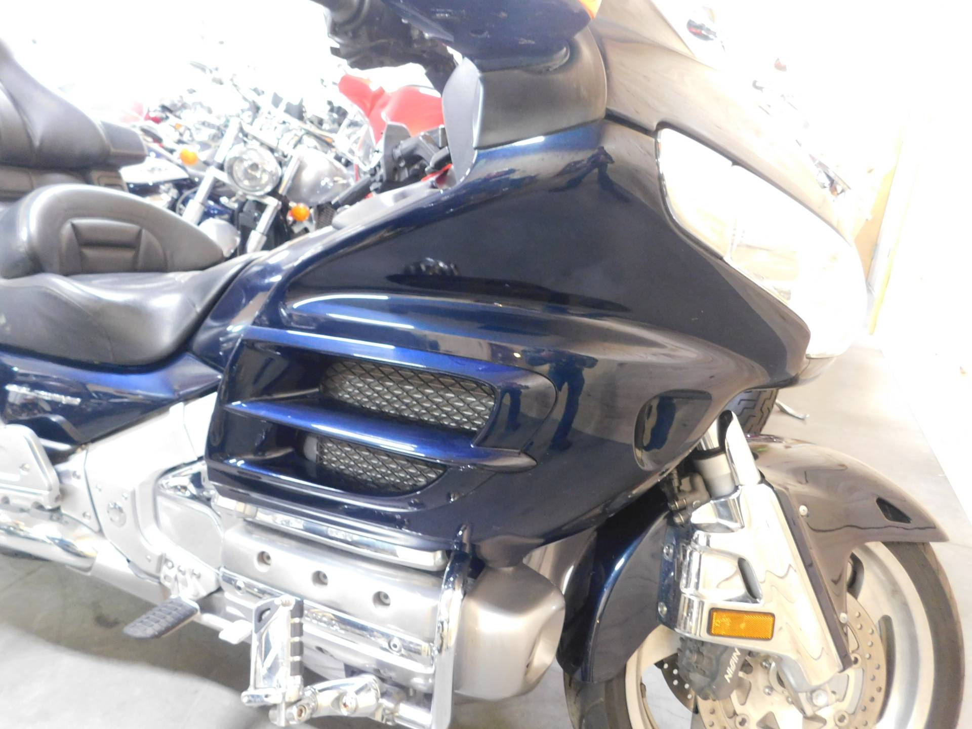 2009 Honda Gold Wing® Audio Comfort in Sauk Rapids, Minnesota - Photo 3
