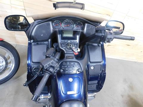 2009 Honda Gold Wing® Audio Comfort in Sauk Rapids, Minnesota - Photo 6