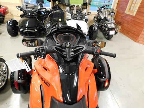 2016 Can-Am Spyder ST-S in Sauk Rapids, Minnesota