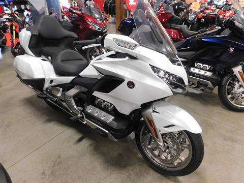 2018 Honda Gold Wing Tour Automatic DCT in Sauk Rapids, Minnesota - Photo 1