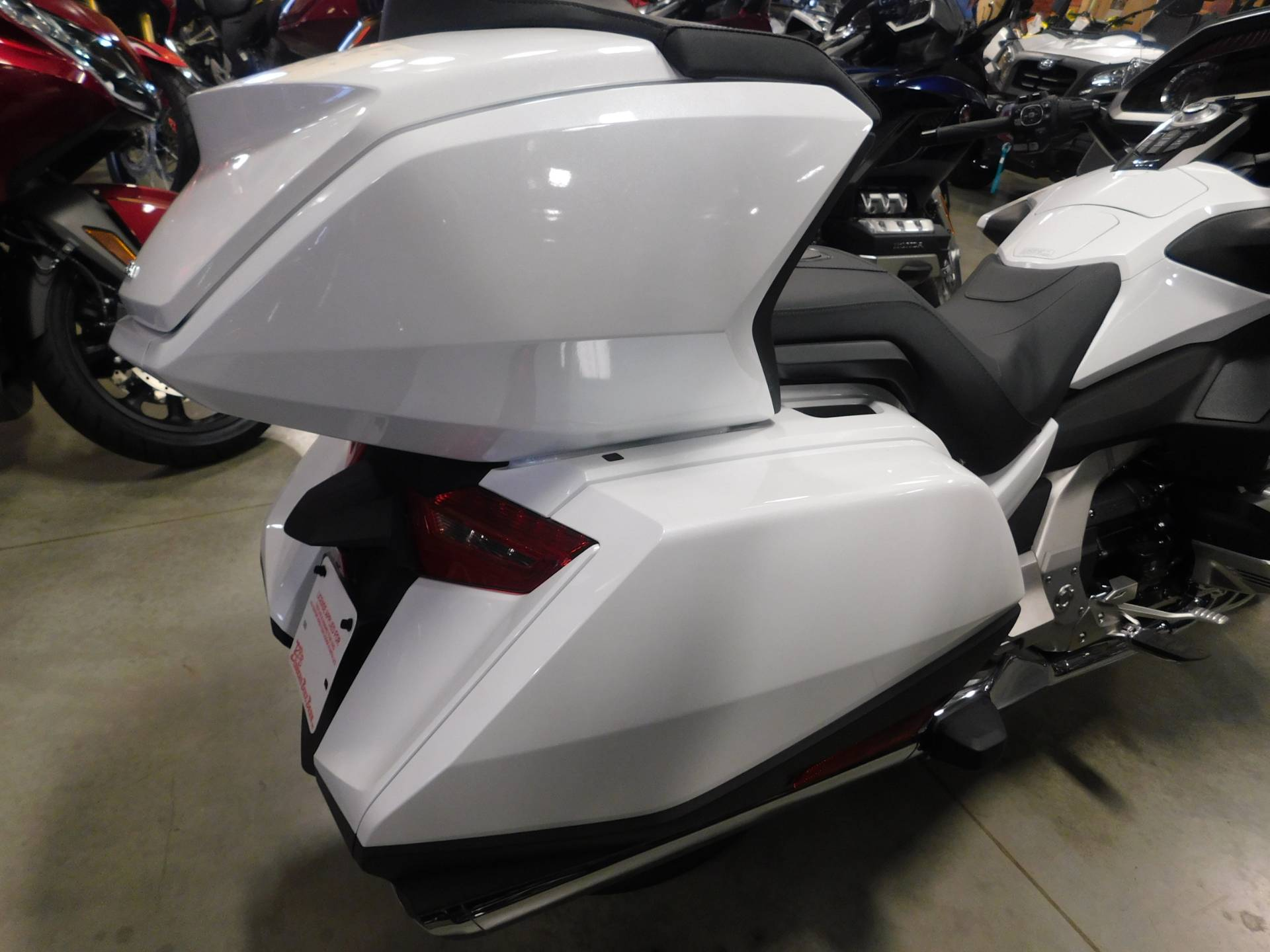 2018 Honda Gold Wing Tour Automatic DCT in Sauk Rapids, Minnesota - Photo 6