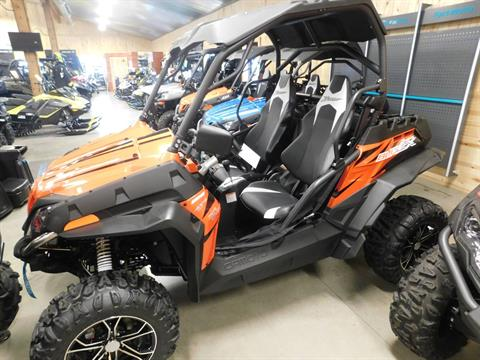2018 CFMOTO ZForce 800 EX in Sauk Rapids, Minnesota