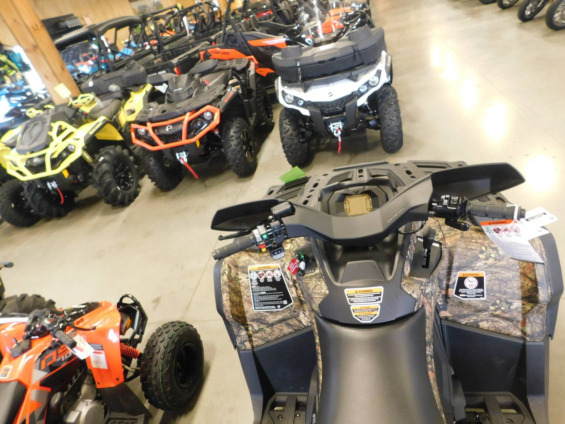 2019 Can-Am Outlander MAX XT 650 in Sauk Rapids, Minnesota - Photo 3