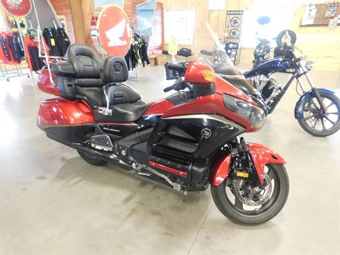 2015 Honda Gold Wing® Audio Comfort in Sauk Rapids, Minnesota - Photo 1