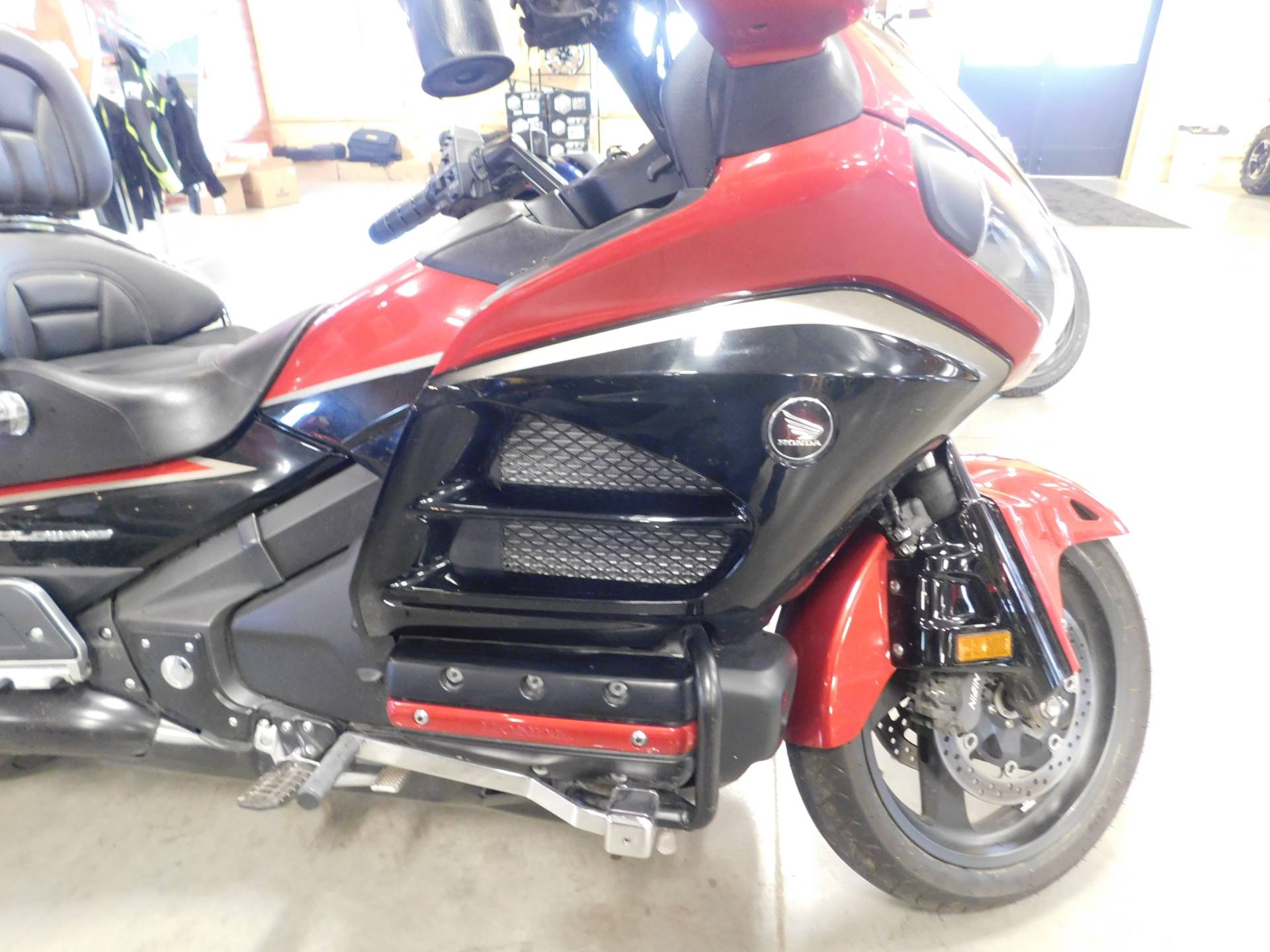 2015 Honda Gold Wing® Audio Comfort in Sauk Rapids, Minnesota - Photo 3