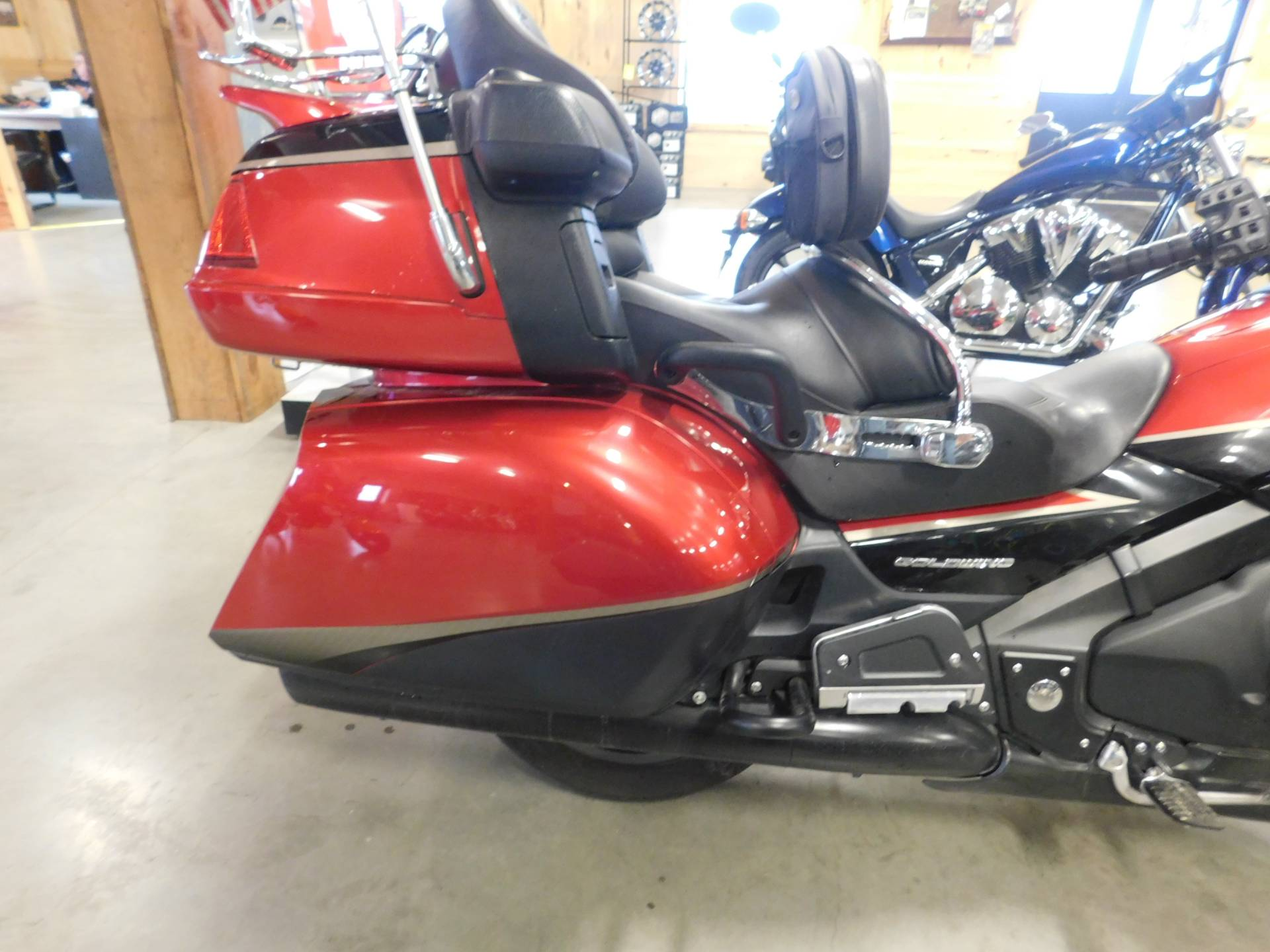 2015 Honda Gold Wing® Audio Comfort in Sauk Rapids, Minnesota - Photo 5