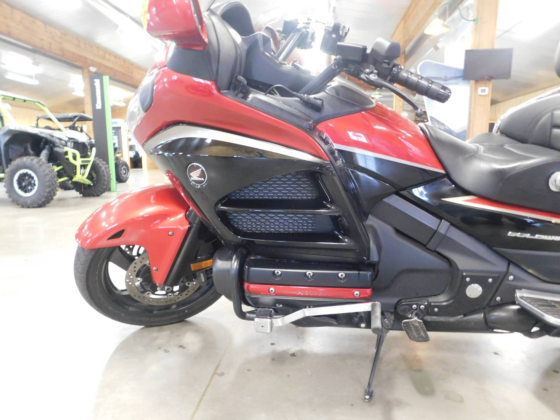 2015 Honda Gold Wing® Audio Comfort in Sauk Rapids, Minnesota - Photo 10