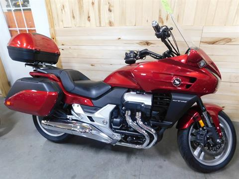 2014 Honda CTX®1300 in Sauk Rapids, Minnesota - Photo 1