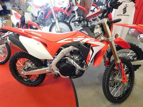 2019 Honda CRF450L in Sauk Rapids, Minnesota - Photo 1