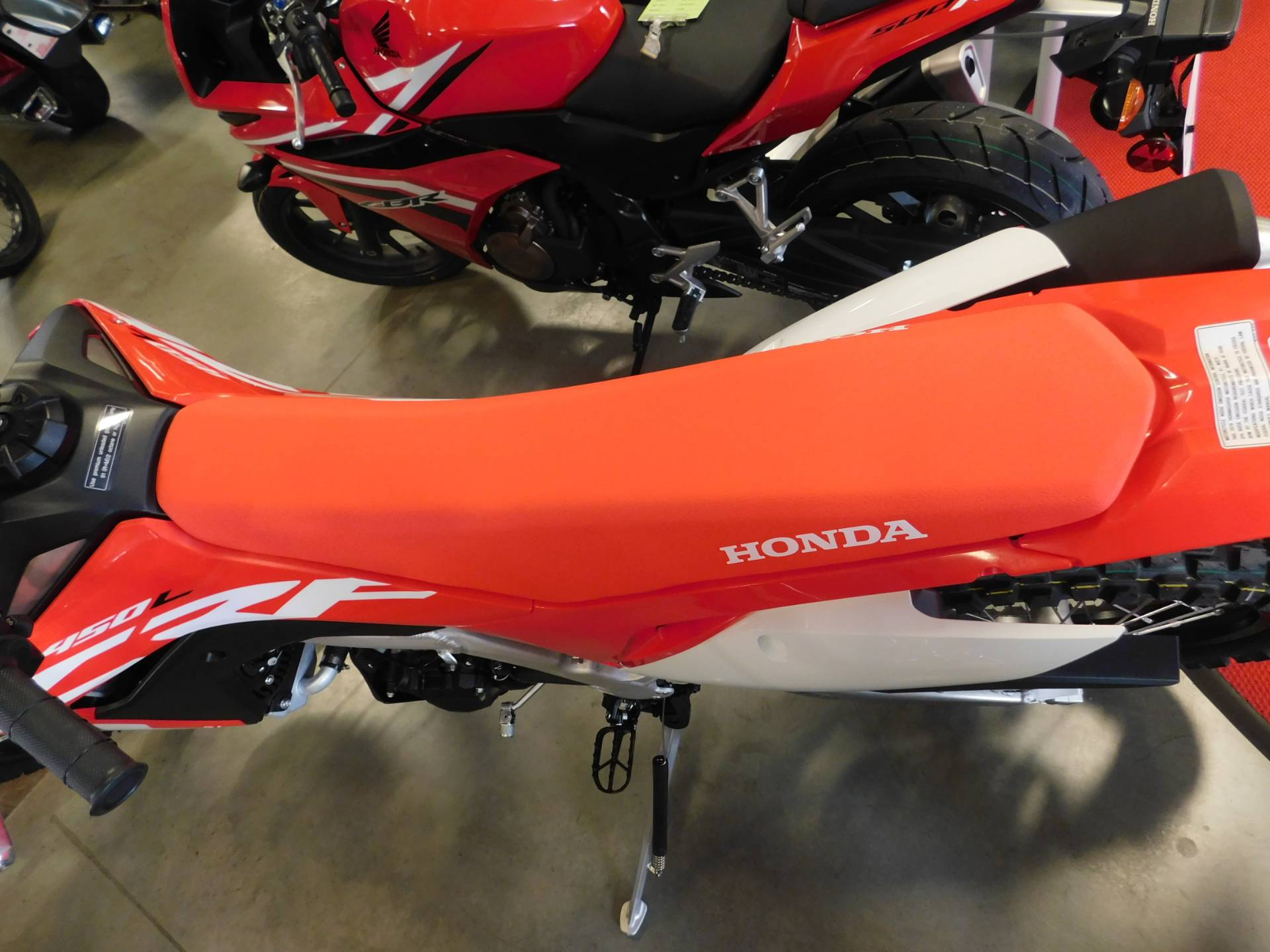 2019 Honda CRF450L in Sauk Rapids, Minnesota - Photo 3