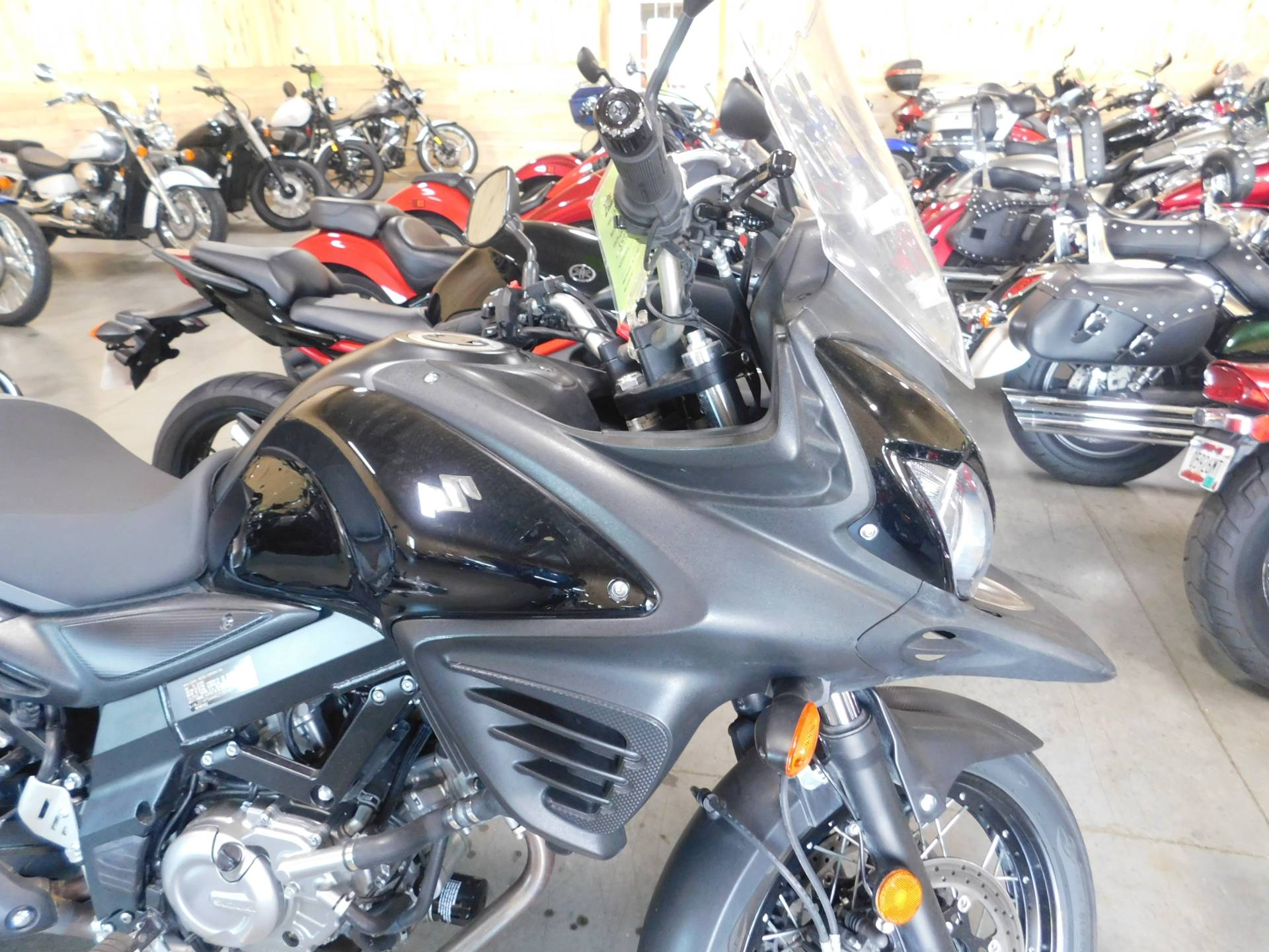 2016 Suzuki V-Strom 650 ABS in Sauk Rapids, Minnesota - Photo 3