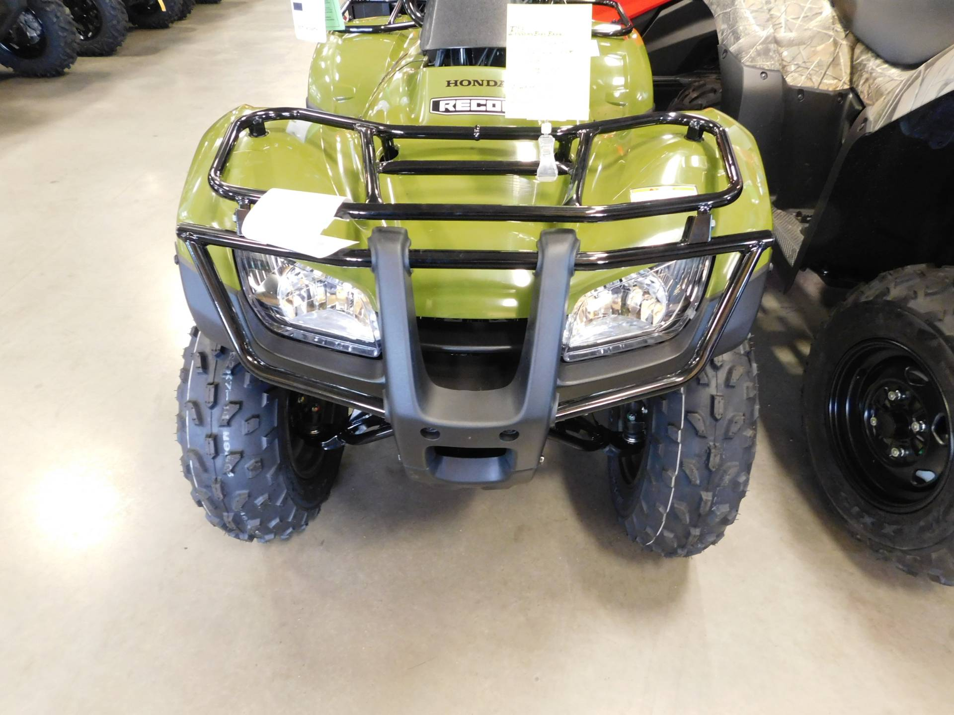 2017 Honda FourTrax Recon ES in Sauk Rapids, Minnesota