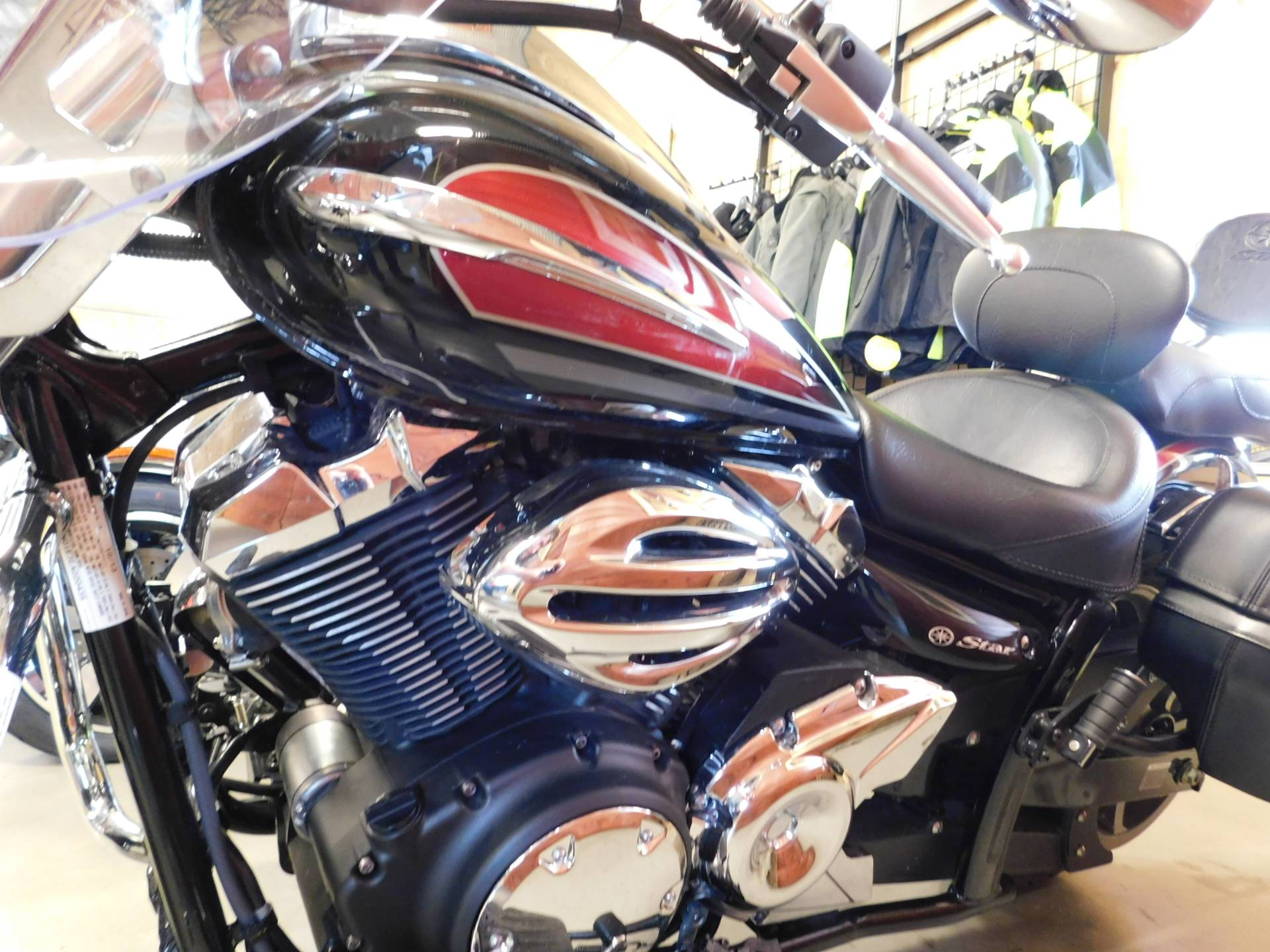 2014 Yamaha V Star 950 Tourer in Sauk Rapids, Minnesota
