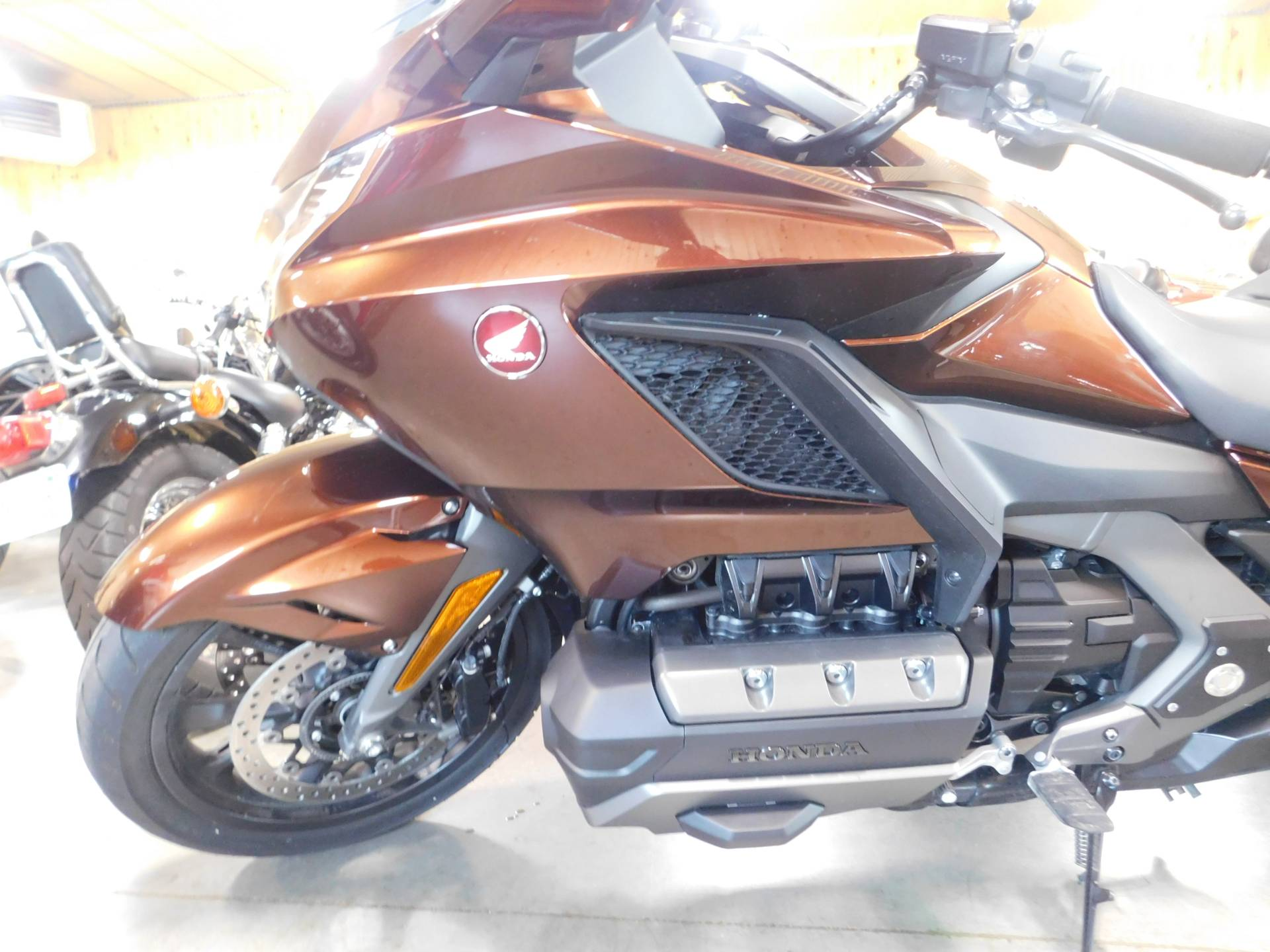 2018 Honda Gold Wing in Sauk Rapids, Minnesota - Photo 8